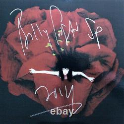 BILLY CORGAN Signed ADORE 2014 Reissue Vinyl Record SMASHING PUMPKINS ACOA