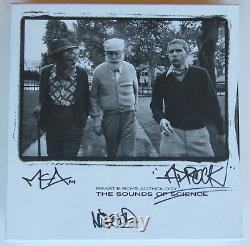 Beastie Boys Autographed LIMITED LE Vinyl Record Album Box Set signed x3 PSA COA