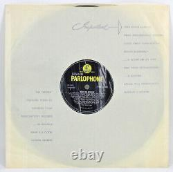 Beatles (4) Signed Parlophone First Pressing Album Cover With Vinyl REAL & BAS LOA
