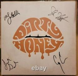 Dirty Honey signed vinyl/LP by full band New & unplayed