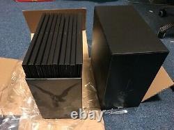 Emperor The Complete Works ultimate box set, clear vinyl, signed artbook