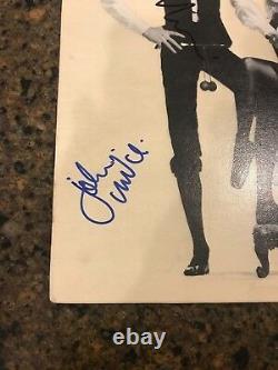 FLEETWOOD MAC signed autographed vinyl album RUMOURS PROOF 1