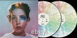 HALSEY Manic 12 Autograph Signed 2 Color VINYL Variants Glitter & Pink in STOCK