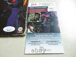 JIMI HENDRIX signed autographed Vinyl album by BUDDY MILES JSA CERTIFIED