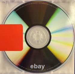Kanye West Signed Vinyl PSA/DNA COA Yeezus Album Lp Record Rare