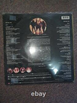 Kiss Vinyl Record Autographed