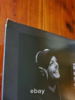 Louis Tomlinson Walls Signed Autographed Vinyl Unsealed BUT Unplayed