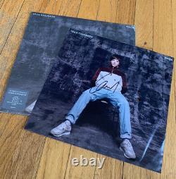 Louis Tomlinson Walls Vinyl With Autographed Insert (see Photos)