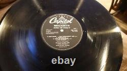 Megadeth Rust In Peace Autographed UK Vinyl 1990 Signed Capitol EST2132