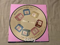 Melanie Martinez Cry Baby Limited Picture Disc Signed Vinyl Auto