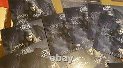 New Ozzy Osbourne Ordinary Man Silver Smoke Signed Lithograph Limited Vinyl LP