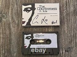 New Signed Courteeners St Jude ReWired Vinyl, CD, Cassette, Lyric Sheet