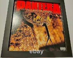 PANTERA The Great Southern Trendkill FULLY SIGNED by the ORIGINAL LINEUP