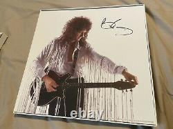 Queen / Brian May'Back to the Light' super rare 1,000 only signed edition coll