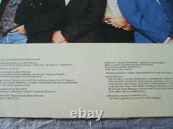 Queen The Miracle ORIG 1989 UK Parlophone LP AUTOGRAPHED incl. Freddie Mercury