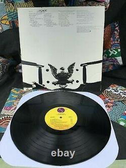 RAMONES VINYL ramones LP AUTOGRAPHED BY ALL 1976