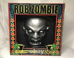 Rob Zombie 11 Vinyl Records Limited Edition Box Set 50/1000 With Autograph! NEW