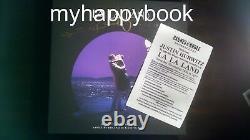 SIGNED La La Land Complete musical experience Vinyl box set Justin Hurwitz, new