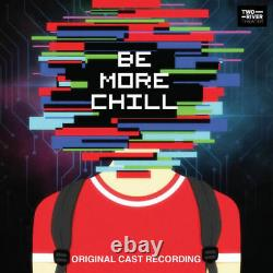 Signed Be More Chill Original Cast Recording LP Off Broadway Joe Iconis Tracz