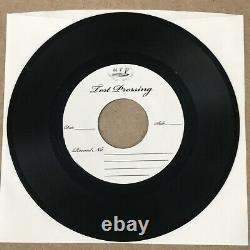 The Dead Weather Hang You From The Heavens SIGNED test pressing 7 vinyl