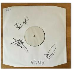 The Stranglers Dark Matters Vinyl LP Signed Test Pressing Rare 1 Of Only 25