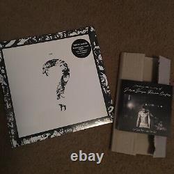 Xxxtentacion memorial booklet and vinyl (autograph replacement)