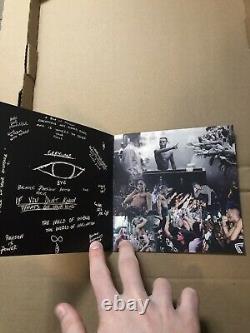 Xxxtentacion vinyl AUTOGRAPH REPLACEMENT BOOKLET