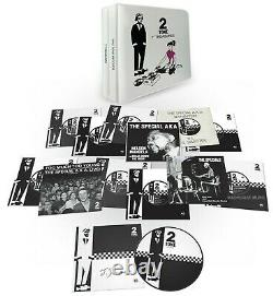 2-tone Trésors 7 X 12 Vinyl Single Box Set Signé Par Jerry Dammers! En Stock