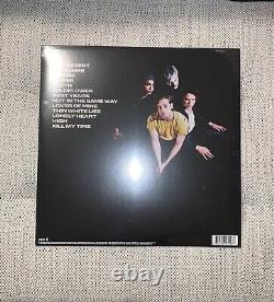5 Secondes D'été 5sos Calm Plus1 Signed Rose Colored Vinyl Record Lp