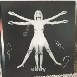 Angels & Airwaves Lifeforms Autographié/signé À The Stars Exclusive Vinyl