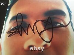 Atmosphere Slug Signed + Framed God Loves Ugly Vinyl Record Album Rymesayers