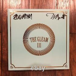 Avett Brothers Le Gleam III (signé Vinyl Lp) Magnolia Autographié Rare Nouveau 3