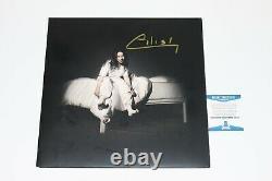 Billie Eilish Quand Nous Allons Tous Dormir Où Nous Allons Signé Vinyl Lp Beckett Coa