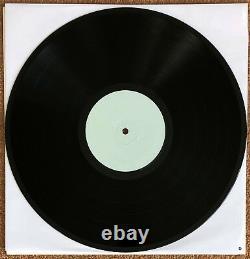 Boy George & Culture Club Life Limited Signé Et Numéroté Vinyle Test Pression