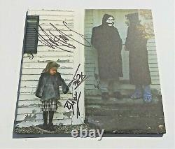 Brand New Band Signed The Devil And God Are Raging Inside Me Vinyl Record Album