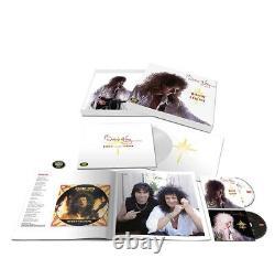 Brian May, Retour À La Light Collectors Edition Boxset, Non Signé, 06/08/21