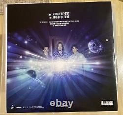 Chaise D'argent À Travers La Nuit Signé Vinyl Record Autographe Rare Daniel Johns