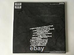 Deadmau5 Voici La Goutte! Effacer Avec Noir Couleur Fumée Autographié 2xlp Vinyl