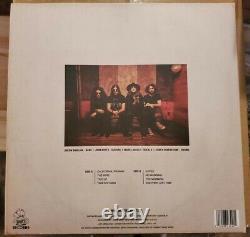 Dirty Honey Signé Vinyl/lp Par Full Band Nouveau & Injoué