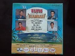 Elvis Presley Clambake N'est Pas Là! Avec Du Photo Autographé! Rca Victor Lpm-3893