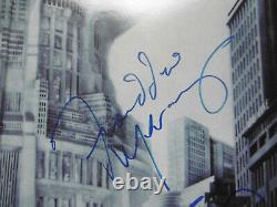 Freddy Mercury Queen & Giorgio Moroder Signé Lp-cover Metropolis Vinyl