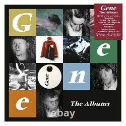 Gene Albums Signé 180-gram Colored Vinyl Boxset Nouveau Vinyl Lp Oversize Ite