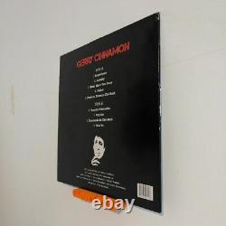 Gerry Cinnamon Erratic Cinematic (ex/vg) Signé Uk Vinyl Original First