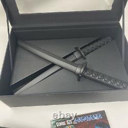 Gza Liquid Swords The Singles Vinyl Box Set Deluxe Art Edition Signé Wu Tang