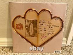 Halsey Si Je Ne Peux Pas Avoir L'amour, Je Veux Du Pouvoir (noir) Vinyle + Carte D'art Signée