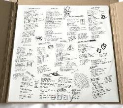 Inhalateur IL Ne Sera Pas Toujours Comme Cette Zoétrope Vinyl 848/1000 Photo Signée