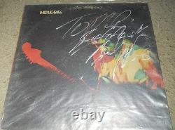 Jimi Hendrix Signé Album De Vinyle Autographié De Buddy Miles Jsa Certified