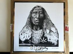 John Butler Trio John Butler Ltd Edition Clear Splatter 2lp Vinyl Signé Print