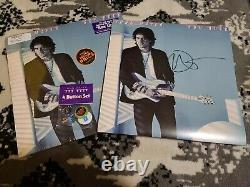 John Mayer Sob Rock Signed Vinyl Avec Manche Autographiée Scellée Lp Et Boutons