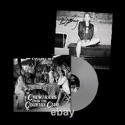 Lana Del Rey Chemtrails Over The Country Club Grey Vinyl & Signé 12 Lithographie